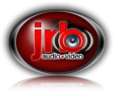 jrb audio/video, inc. Logo
